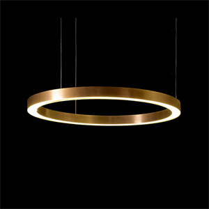 Светильник Light Ring Horizontal D70 Copper
