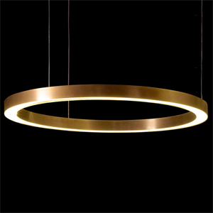 Светильник Light Ring Horizontal D100 Copper