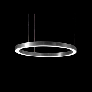 Светильник Light Ring Horizontal D60 Nickel