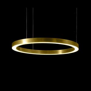 Светильник Light Ring Horizontal D80 Brass