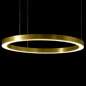 Светильник Light Ring Horizontal D90 Brass