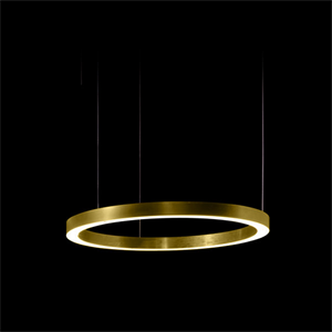 Светильник Light Ring Horizontal D50 Brass