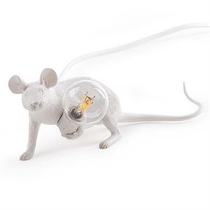 Настольная Лампа Мышь Mouse Lamp #3 H8 см