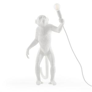 Торшер Обезьяна с Лампой Monkey Floor Lamp
