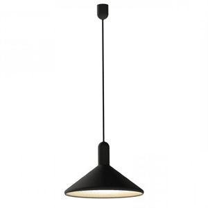 Светильник Torch Cone Large Черный