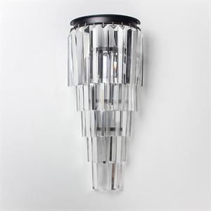 Светильник настенный Odeon Crystal Glass