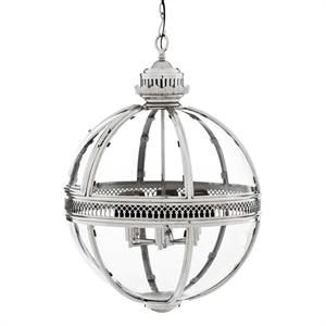 Люстра Lantern Residential  D30 Никель