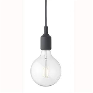 Светильник E27 Color  Серый