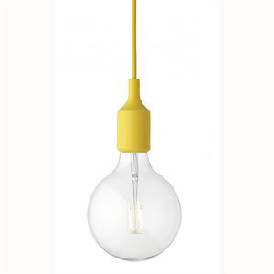 Светильник E27 Color  Желтый