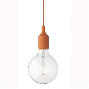Светильник E27 Color  Оранжевый
