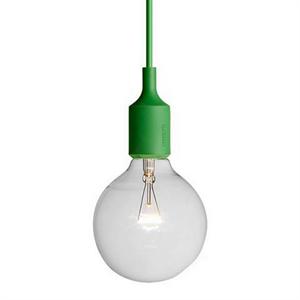Светильник E27 Color  Зеленый