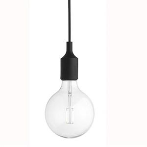 Светильник E27 Color  Черный