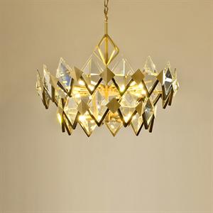 Люстра LENORA тип XL золото