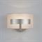 Бра Bakersfield, Silver perla Champagne L19*H26*Sp18 cm - фото 10876