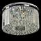 Потолочный светильник Madison, Clear glass D40*H18 cm - фото 11098