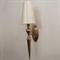 Абажур для 7801/A beige , Beige silk D13/7.5*H18 - фото 11569