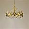 Люстра LENORA тип M золото - фото 25544