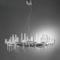 Люстра Spillray 20 Прозрачная - фото 6014