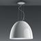 Люстра Nur Gloss  Диаметр 55 см / Высота 43 см Белый - фото 6998