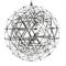 Люстра Raimond Sphere D89 Chrome - фото 7549