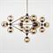 Люстра Modo Chandelier 15 Globes - фото 7653