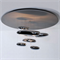 Люстра потолочная Mercury  Диаметр 80 см / Высота 60 см - фото 8149