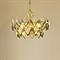Люстра LENORA тип XL золото - фото 9404